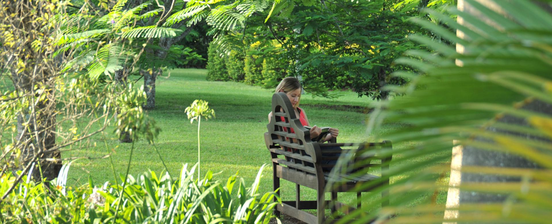 Botanical Garden Summerfield Summerfield